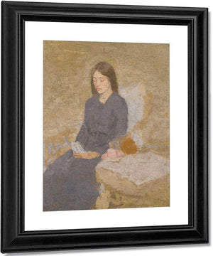 The Convalescent 1919 By Gwendolen Mary John