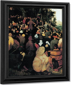 The Conversion Of Saul 1567 By Pieter Bruegel