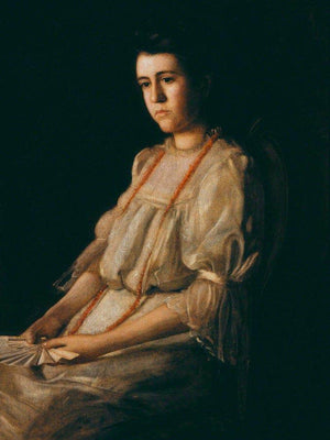 The Coral Necklace By  Eakins Thomas