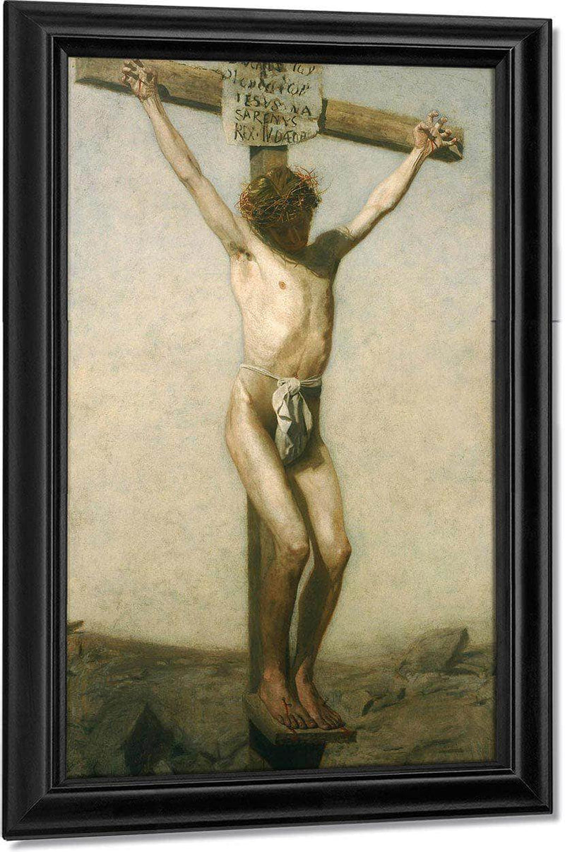 The Crucifixion By  Eakins Thomas