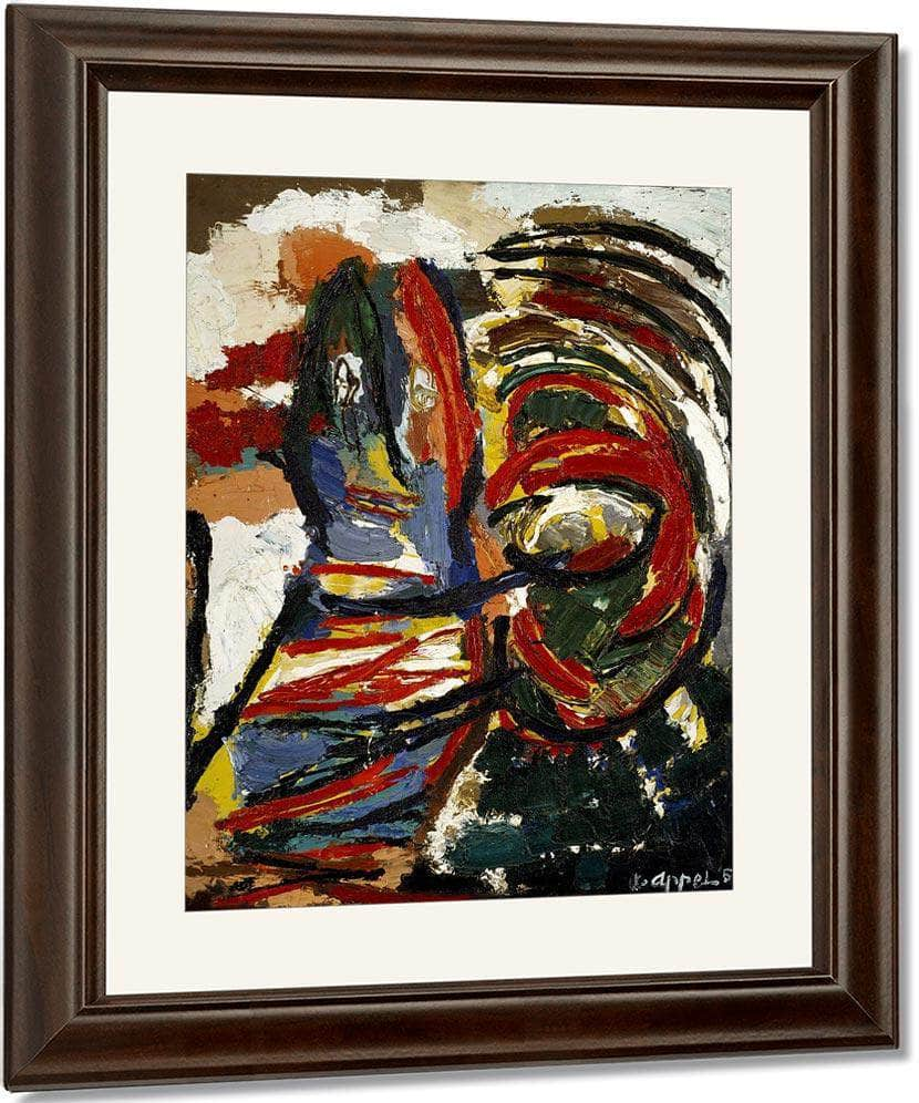 The Crying Crocodile Tries To Catch T Print Canvas Art Framed Print Truly Art