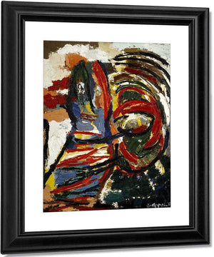 The Crying Crocodile Tries To Catch The Sun By Karel Appel