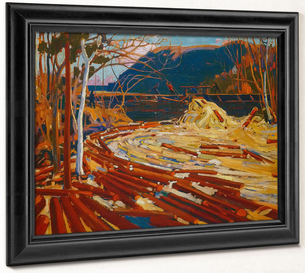 The Drive By Tom Thomson