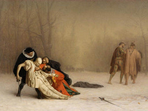 The Duel After The Masquerade By Jean Leon Gerome