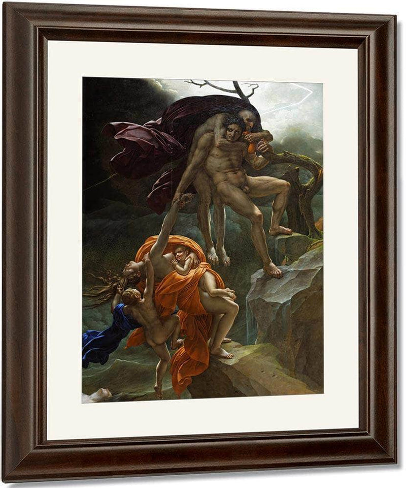 The Flood 1806 By Anne Louis Girodet