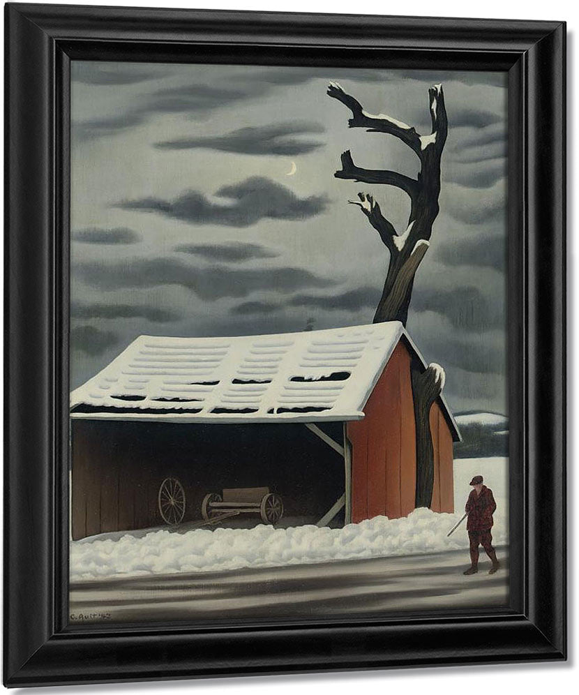 The Hunters Return By George Ault