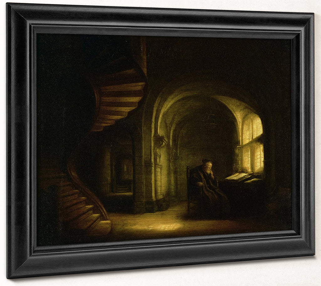 The Incredulity Of St. Thomas 2 By Rembrandt