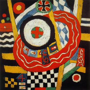 The Iron Cross By Marsden Hartley