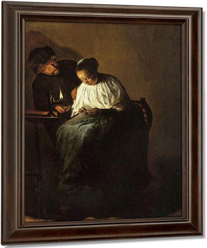 The Proposition 1631 By Judith Leyster