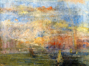 The Rainbow By James Ensor