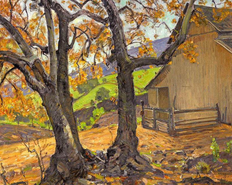 The Ranch By William Wendt