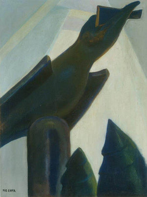 The Raven By 1928 By Emily Carr