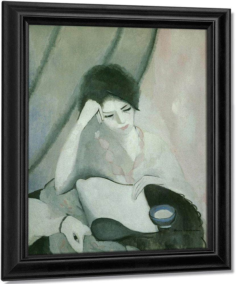 The Reader 1913 By Marie Laurencin