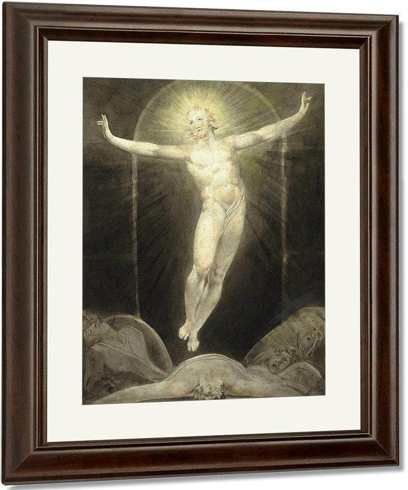 The Resurrection By William Blake