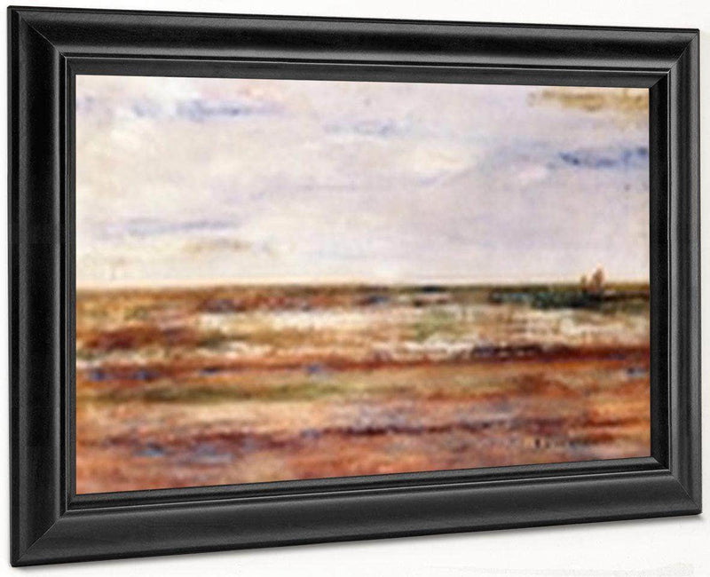 The Sea At Spawning Time By James Ensor