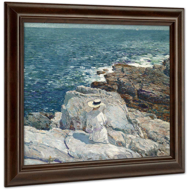 The South Ledges, Appledore By Childe Hassam