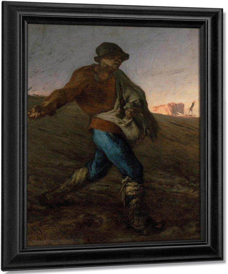 The Sower By Jean Francois Millet