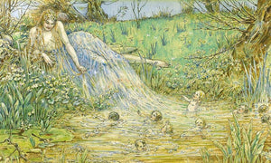 The Spring By William Henry Walker
