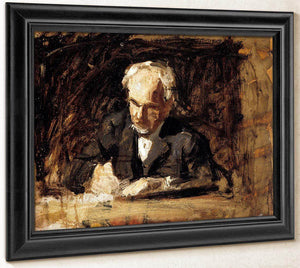 The Writing Master By  Eakins Thomas
