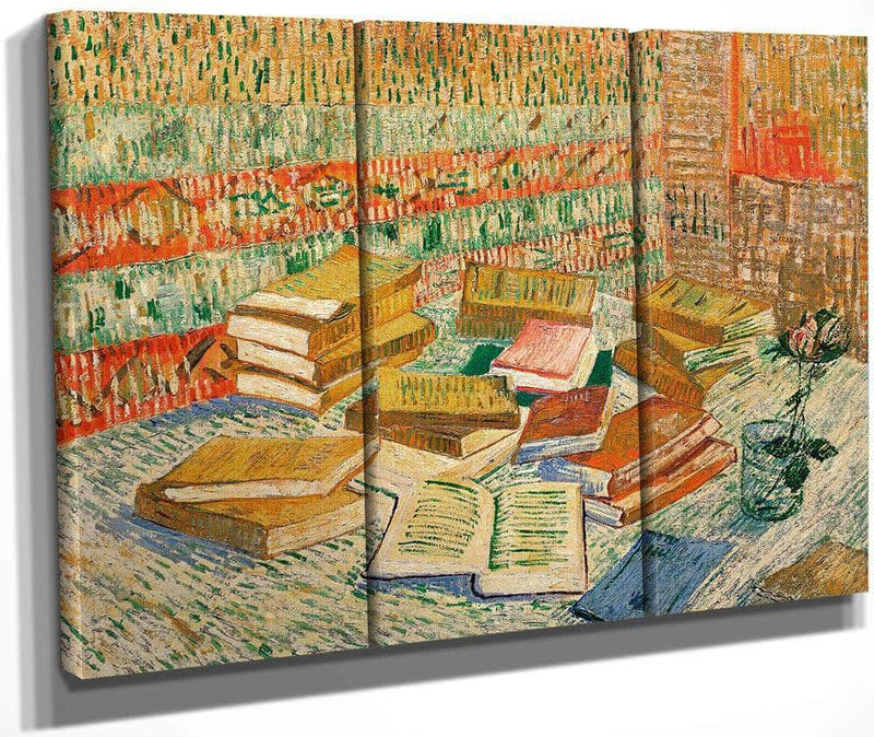 The Yellow Books By Vincent Van Gogh