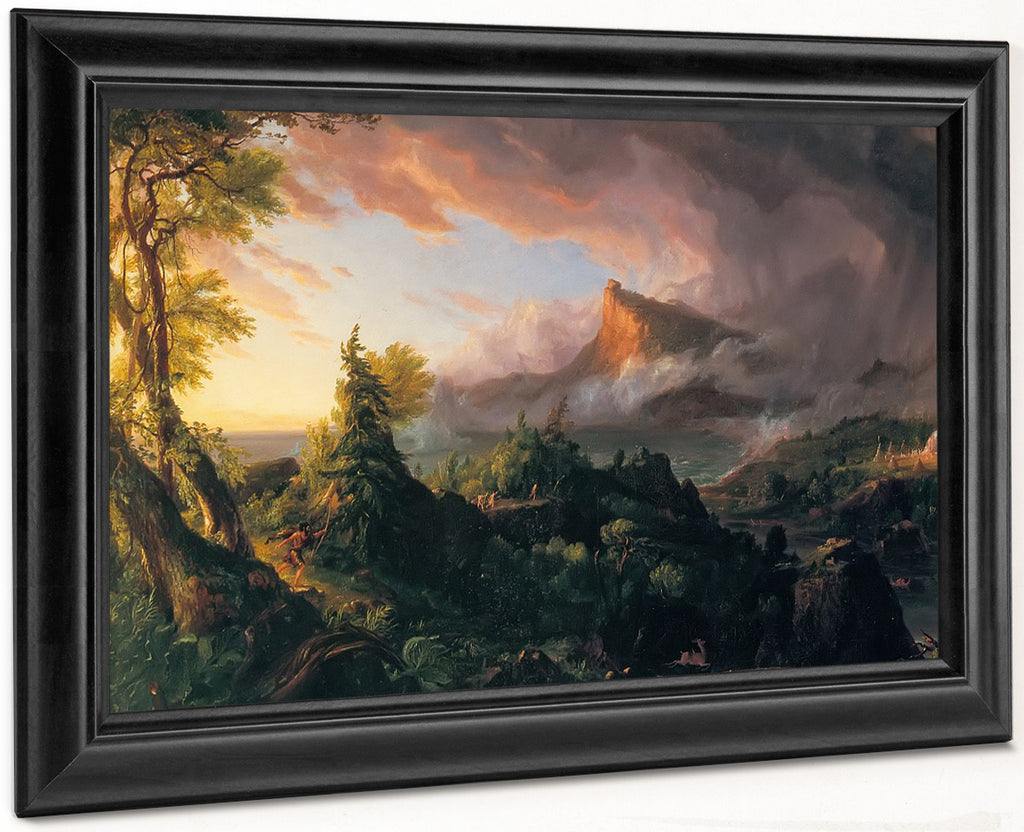 The By Course By Of By Empire By The By Savage By State By Thomas By Cole