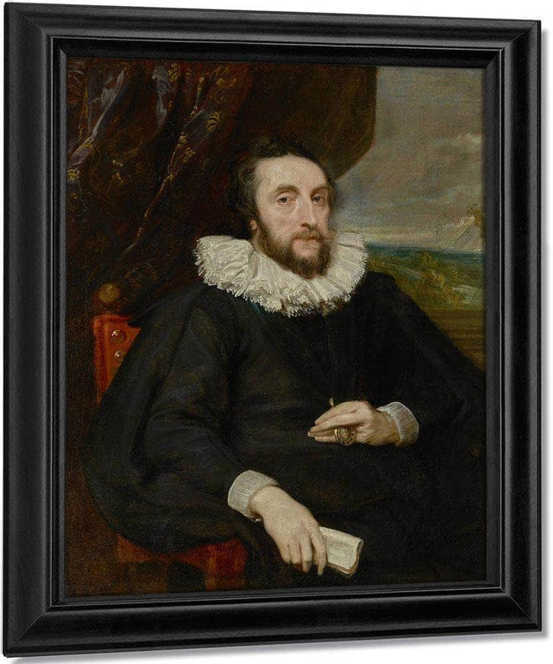 Thomas Howard 2Nd Earl Of Arundel By Anthony Van Dyck