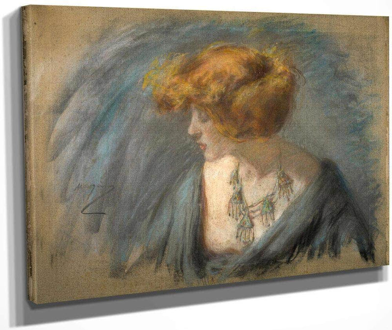 Titian Hair By Alice Pike Barney
