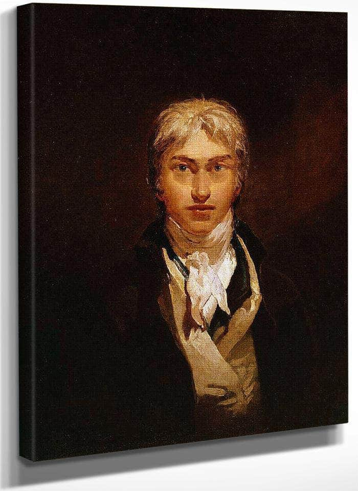 Turner Selfportrait By Joseph Mallord William Turner