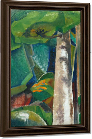 Untitled 1929 By Emily Carr
