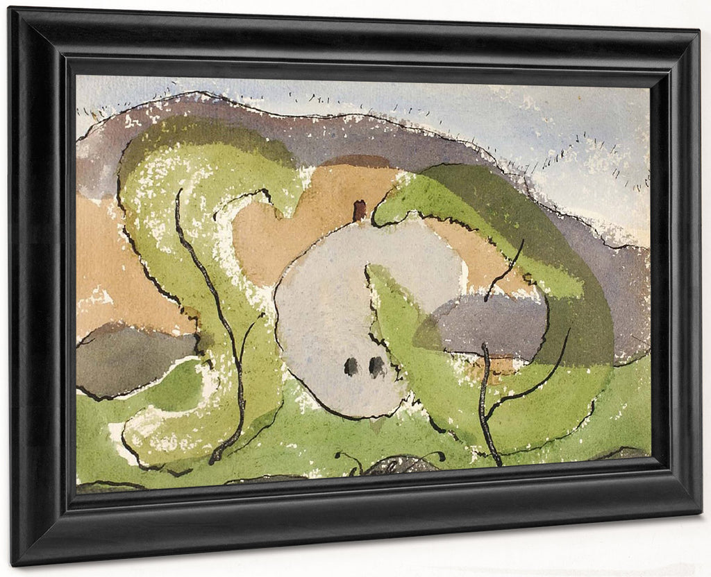 Untitled (Landscape) By Arthur Dove