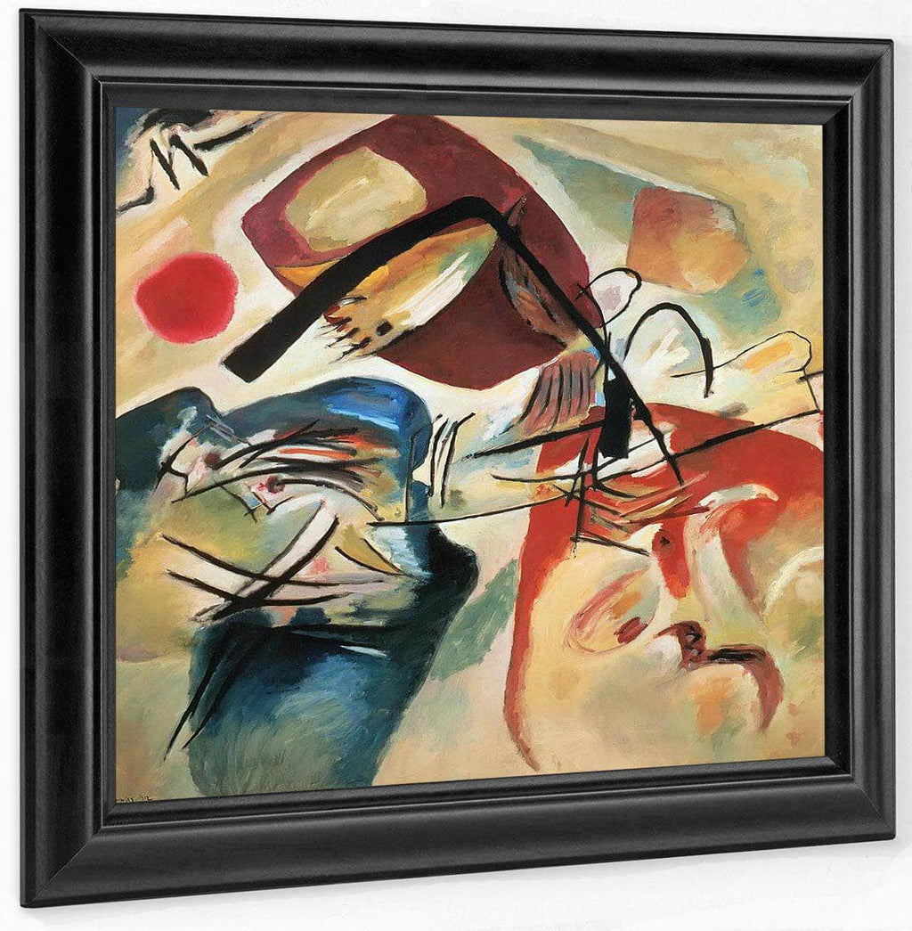 Untitled Iv By Wassily Kandinsky