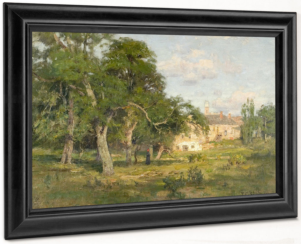 Untitled Landscape By Theodore Clement Steele