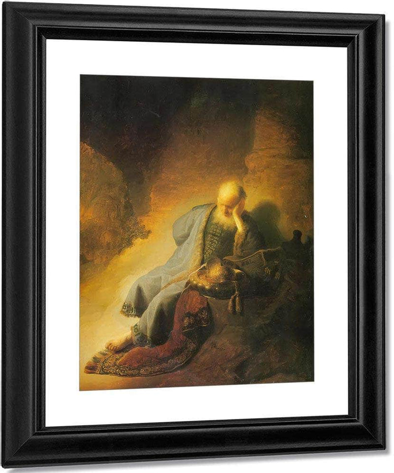Untitled By Rembrandt