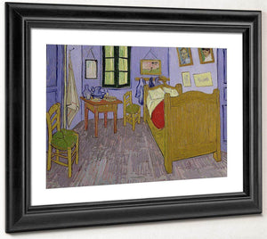 Van Gogh S Bedroom At Arles By Vincent Van Gogh