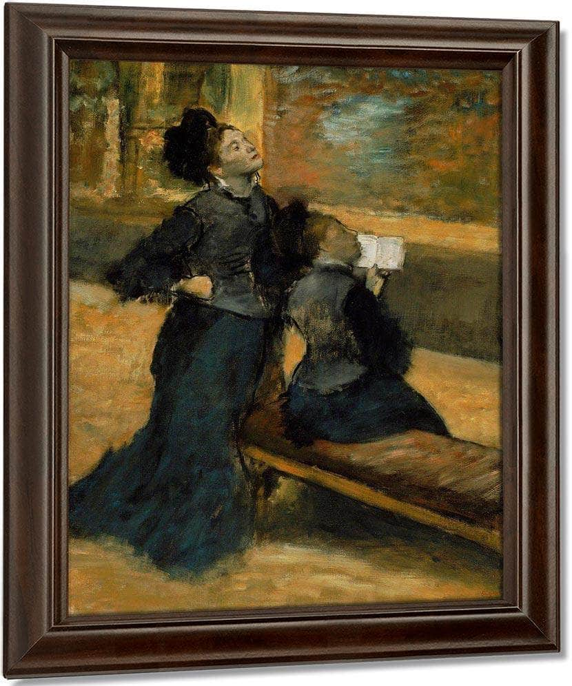 Edgar Degas Any Painting In The Musesum Of Fine Arts