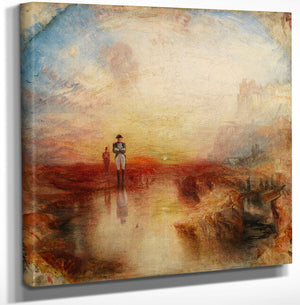 War The Exile And The Rock Limpet 1842 By Joseph Mallord William Turner