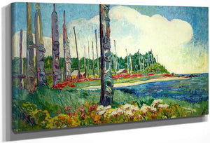 Yan Qci By 1912 By Emily Carr