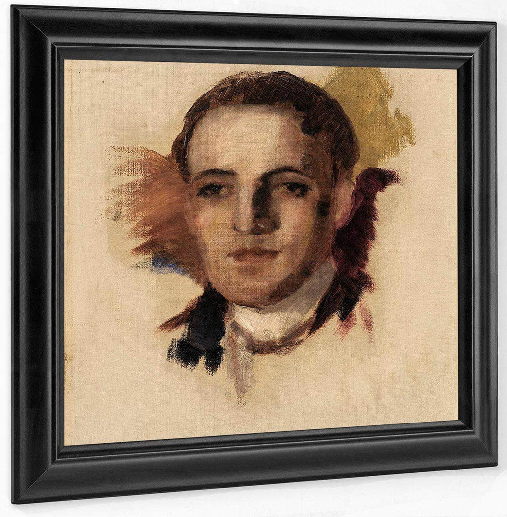 Young Man By Alice Pike Barney