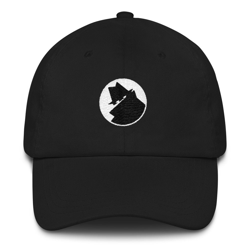 Night Watcher Dad Hat