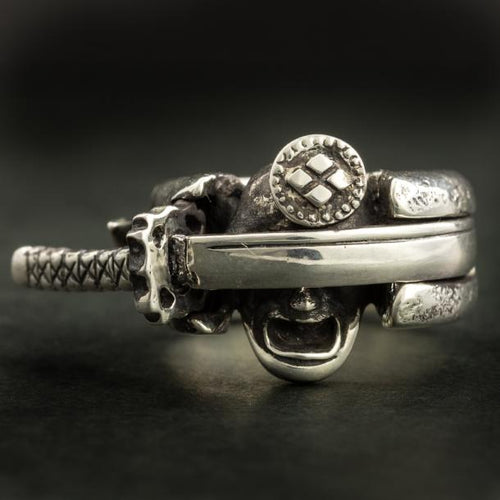 Samurai and the Sword Ring(14-2370)    <p><strong><span style=