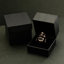 Load image into Gallery viewer, SILVER SAMURAI RING (14-2295)-Ring-Samurai-Jewels Japan