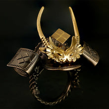 Samurai Ring Jewels Japan
