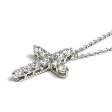Load image into Gallery viewer, SV925 Swarovski Zirconia Necklace (95-1050)-Necklace-Jewels Japan