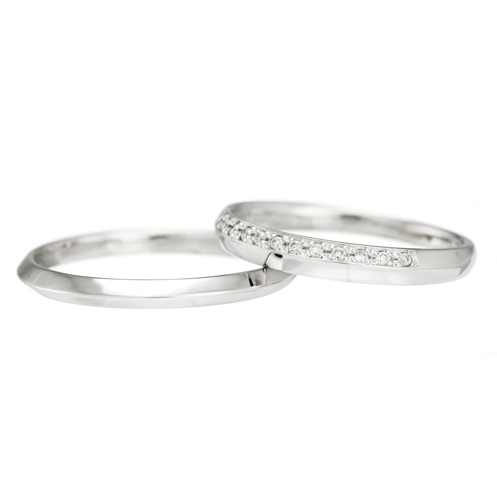 Pair rings | Couple sets 95-1153-1152-Ring-Jewels Japan