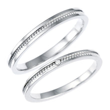 Load image into Gallery viewer, Pair rings | Couple sets 95-1158-1159-Ring-Jewels Japan