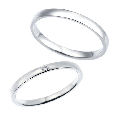 Pair rings | Couple sets 95-1160-1161-Ring-Jewels Japan