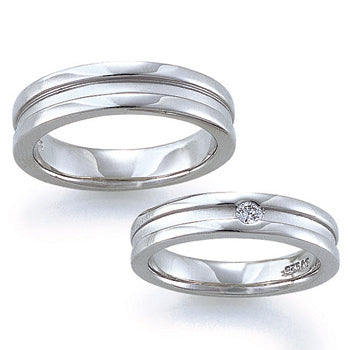 Pair rings | Couple sets 95-2010-2011-Ring-Jewels Japan