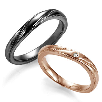 Pair rings | Couple sets 95-2034-2035-Ring-Jewels Japan