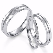 Load image into Gallery viewer, Pair rings | Couple sets 95-2049-2050-Ring-Jewels Japan