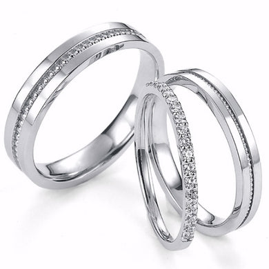 Pair rings | Couple sets 95-2049-2050-Ring-Jewels Japan